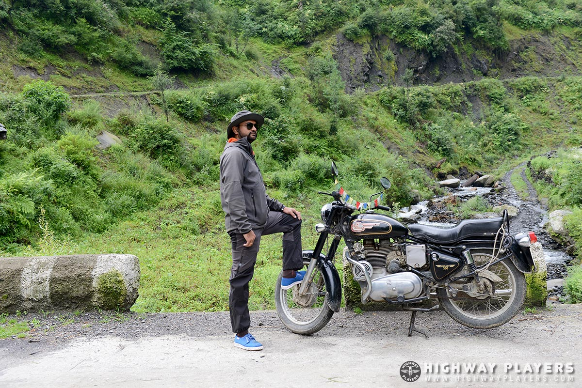 highway players, hps, janjehli, royal enfield