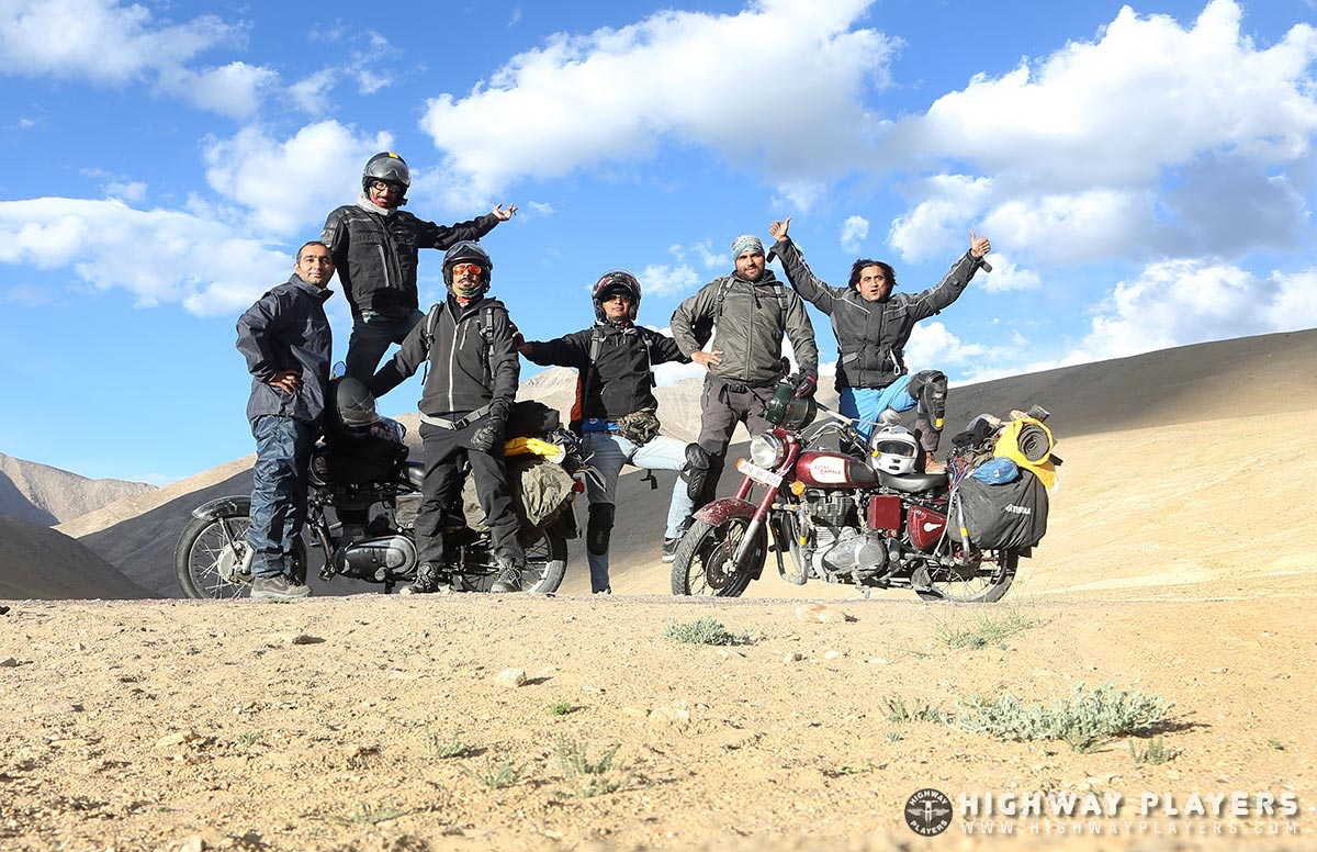 Highway Players Ladakh Ride 2014