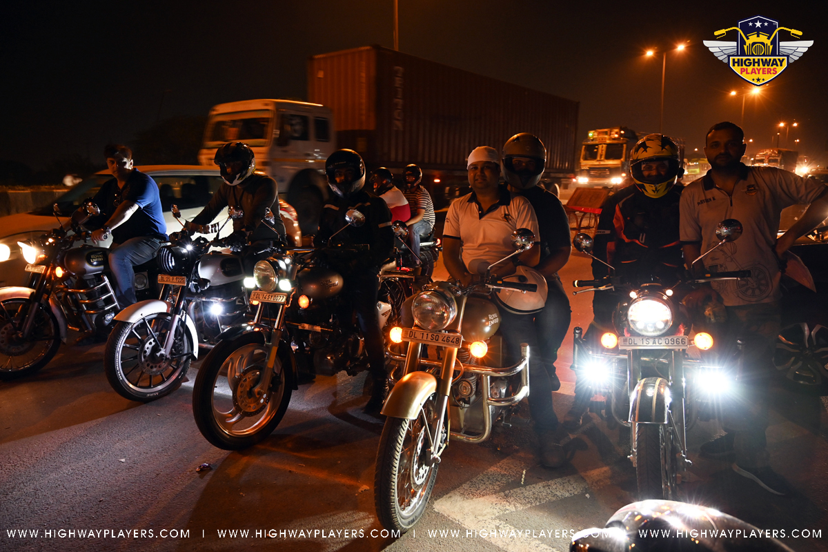 Highway Players Ride to Murthal